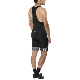 GORE WEAR C5 Optiline Bib Shorts Men black/white